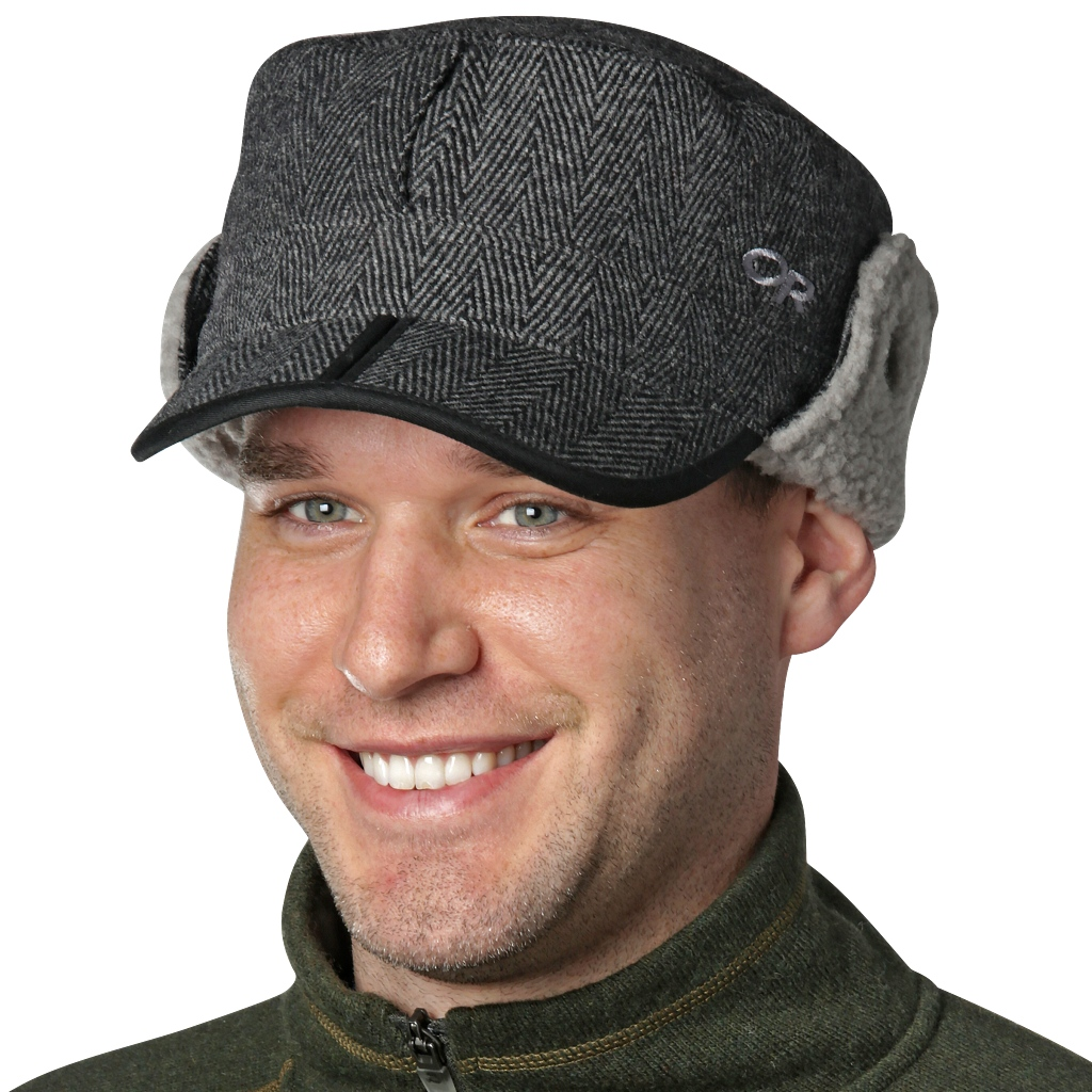 Outdoor Research Yukon Cap - Charcoal Heather