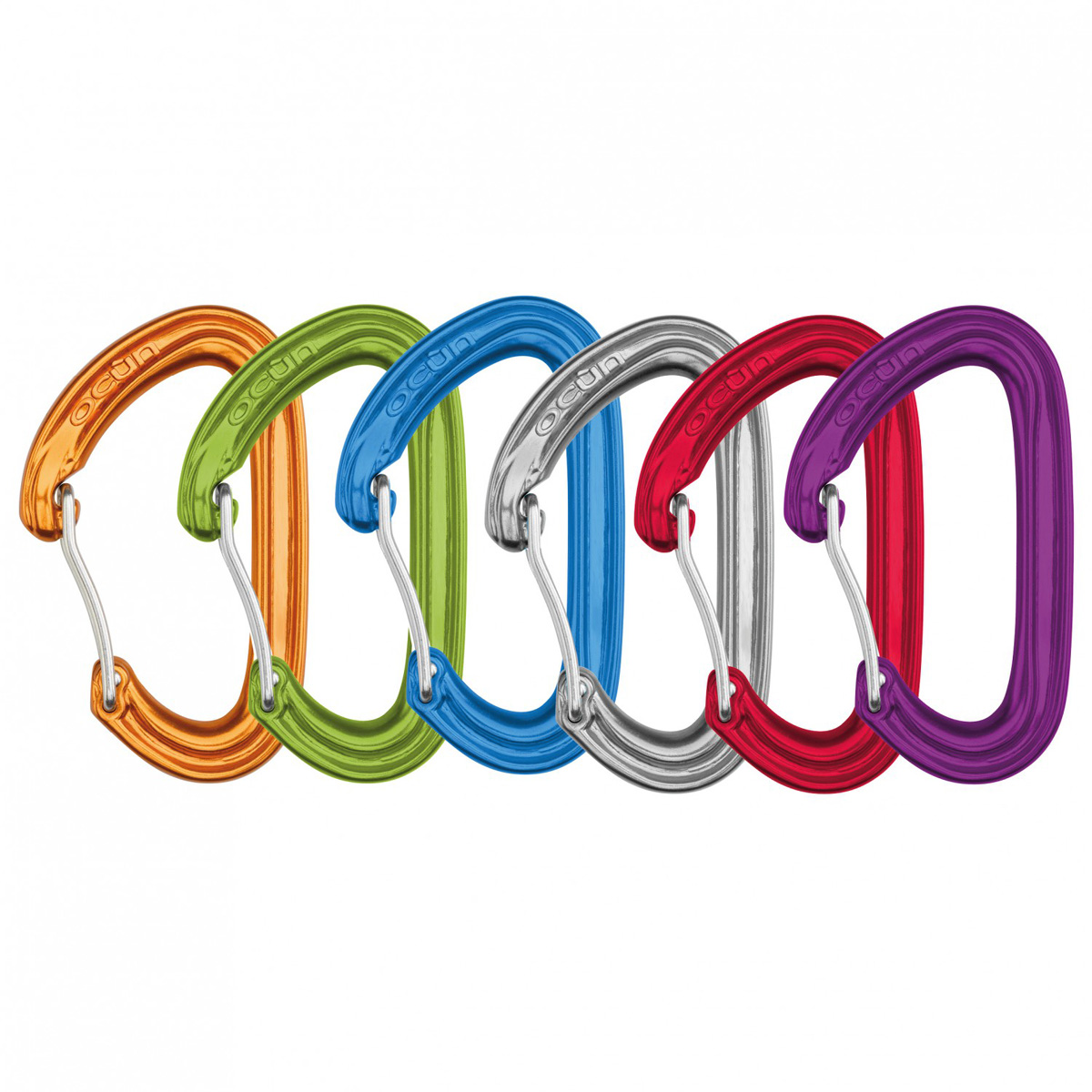 Ocun Kestrel Wire Gate 5+1 Set