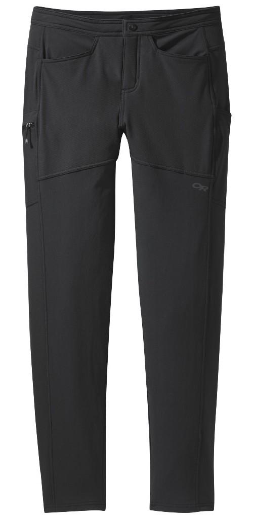 Outdoor Research Methow Part-Fleece Lined Pants Womens - Regular Leg Length