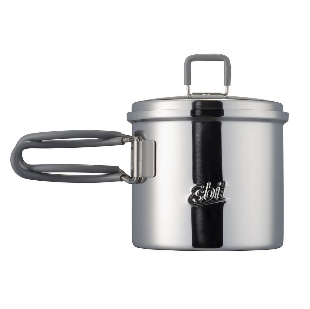 Esbit Stainless Steel 625ml Pot