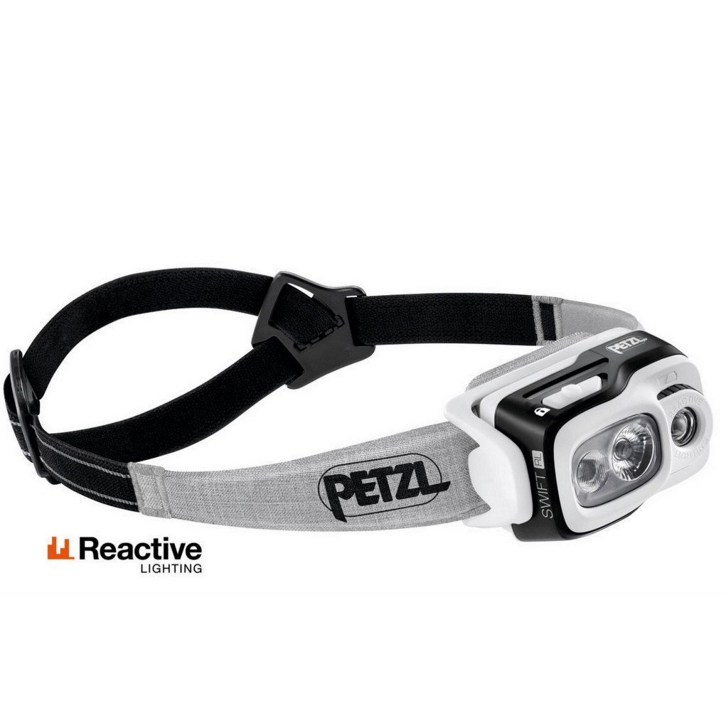 Petzl Swift RL 900 Lumens - Black