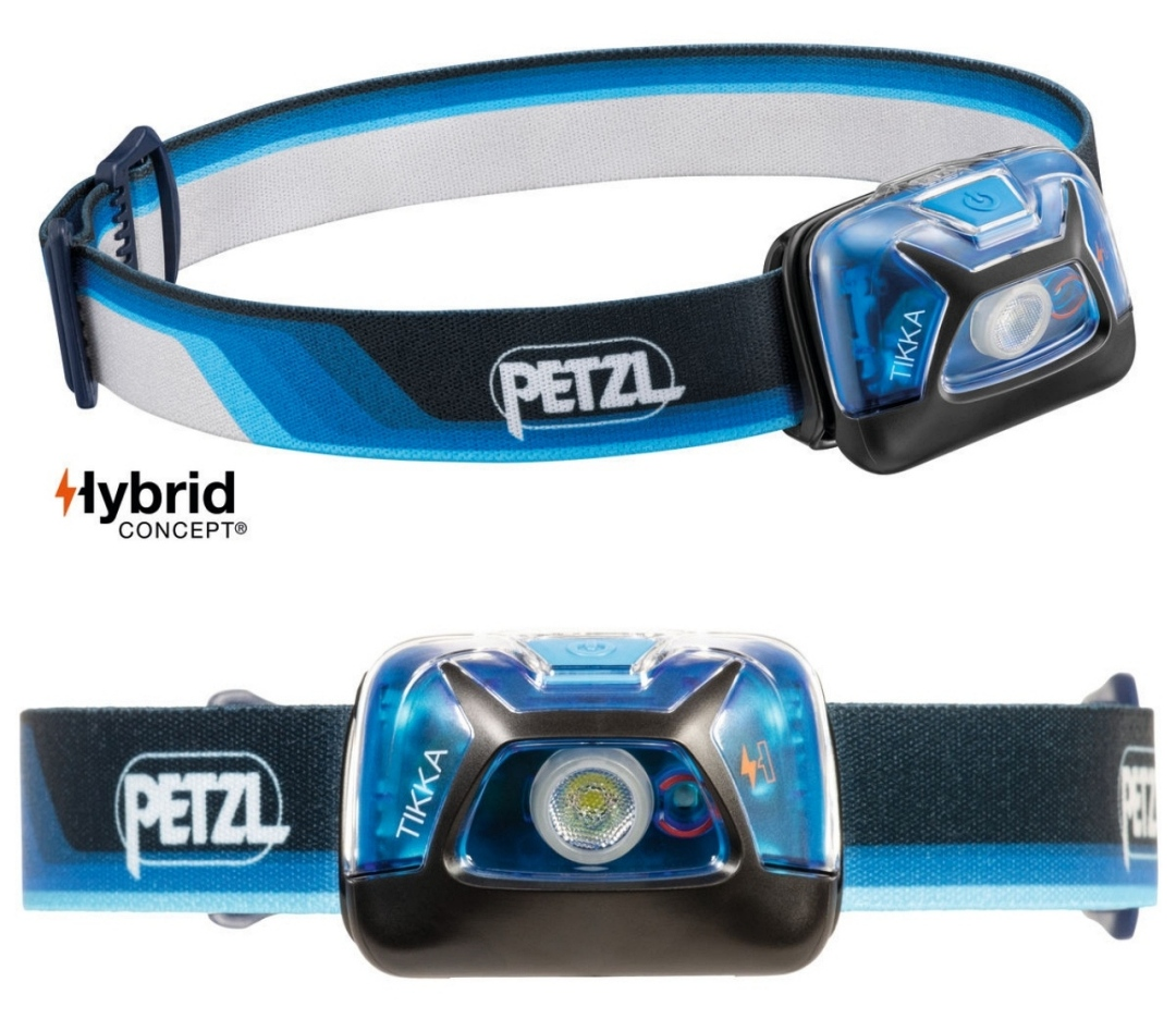 LIMITED NUMBERED EDITION - PETZL HEADLAMP