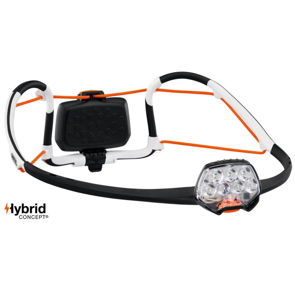 Petzl Iko Core 500 Lumens Rechargeable Headlamp