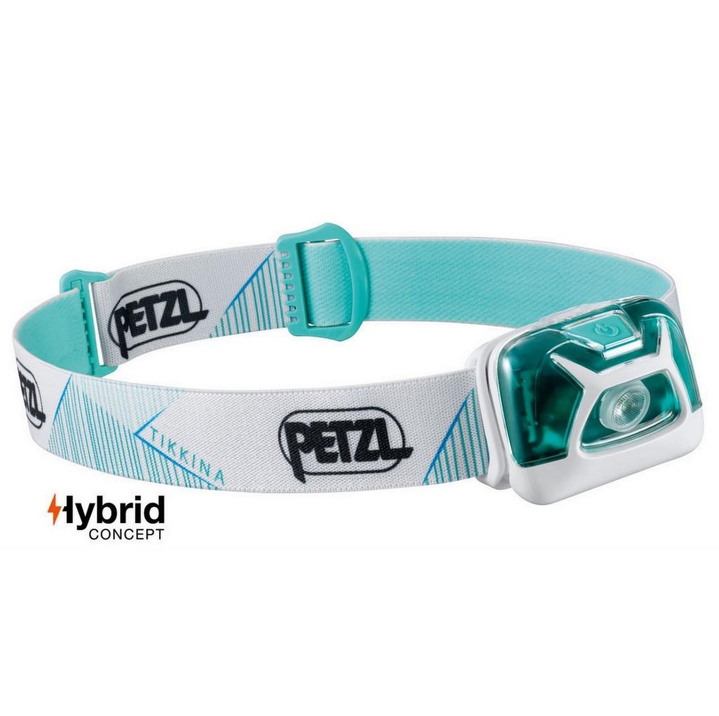 Petzl Tikkina Hybrid Headlamp 250 Lumens - White