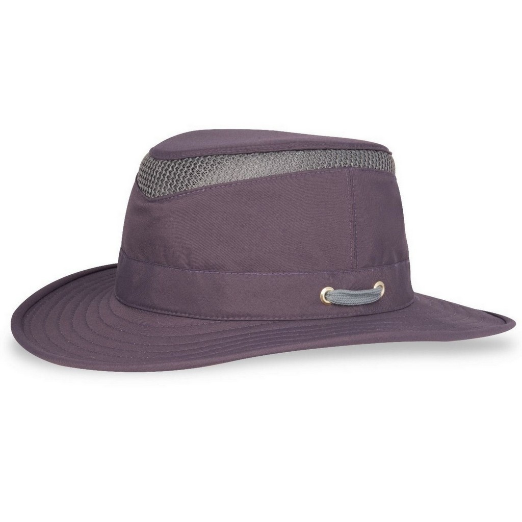 Tilley T5MO Organic Airflo® Hat - Plum