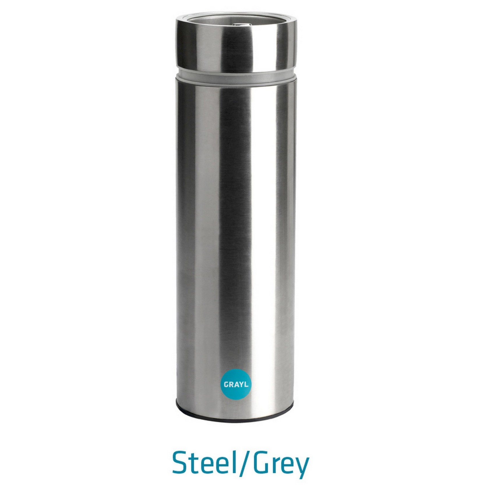 Grayl The Water Filtration Cup Stainless Steel - Steel / Grey SAVE £38