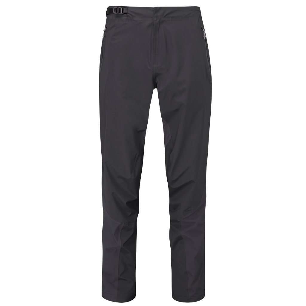 Rab Kinetic Alpine 2.0 Pants Regular Leg Mens - Black