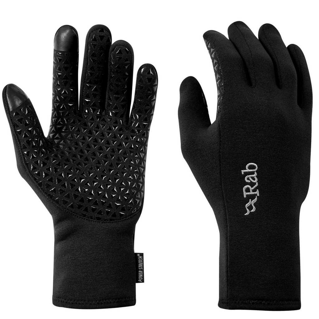 Rab Power Stretch Contact Grip Gloves Mens