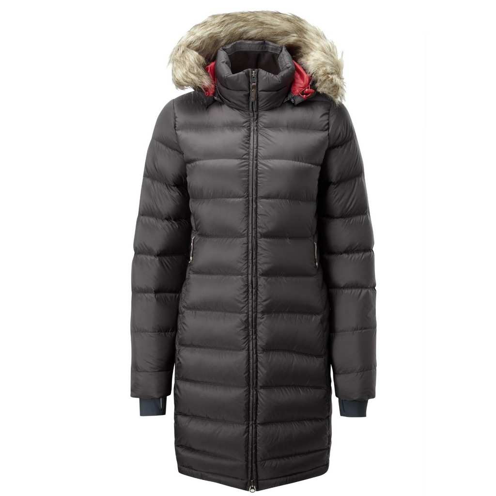 Rab Deep Cover Down Lifestyle Parka Womens