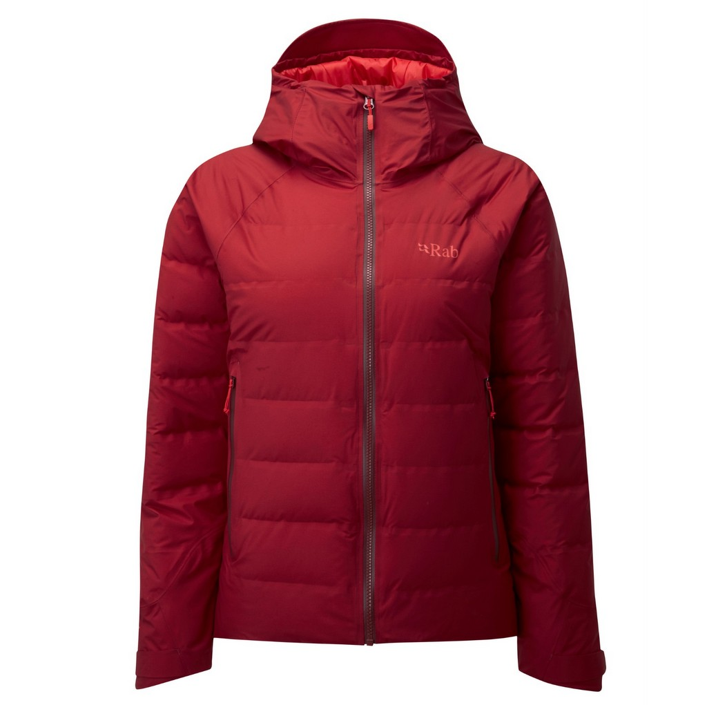 Rab Valiance Down Waterproof Jacket Womens