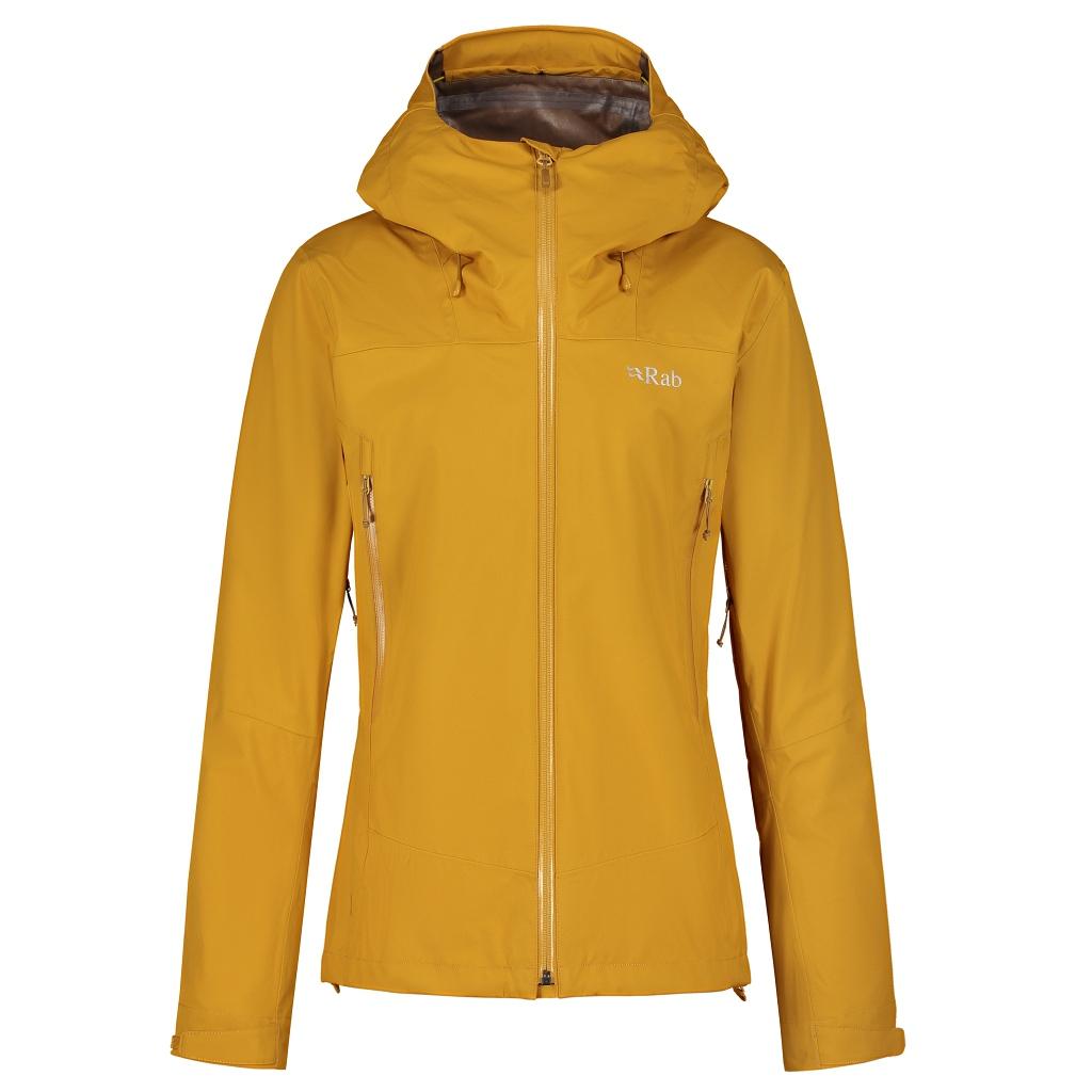 Rab Arc Eco Jacket Womens - Dark Butternut
