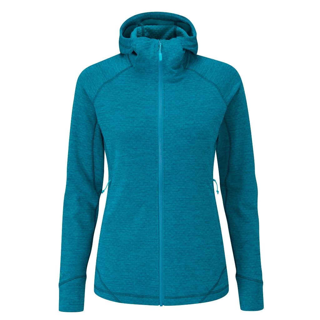 Rab Nexus Stretch Fleece Jacket Womens - Ultramarine