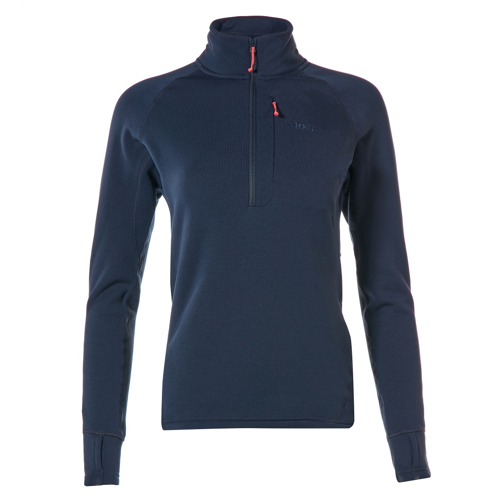 Rab Power Stretch Pro Pull-On Womens - Deep Ink