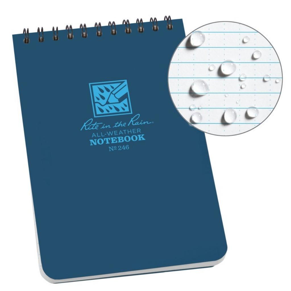 "Rite in the Rain Universal Notebook No.246 4"" x 6"""