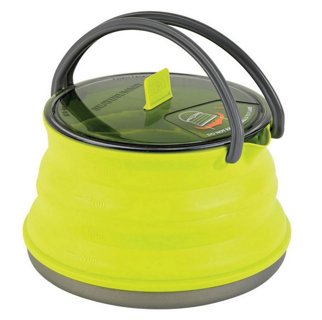 Sea to Summit X Pot Collapsible Kettle 1.3L