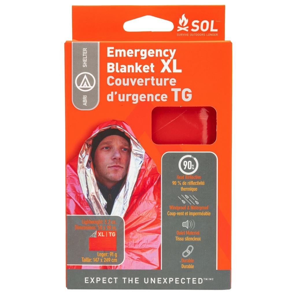 SOL Emergency Blanket XL