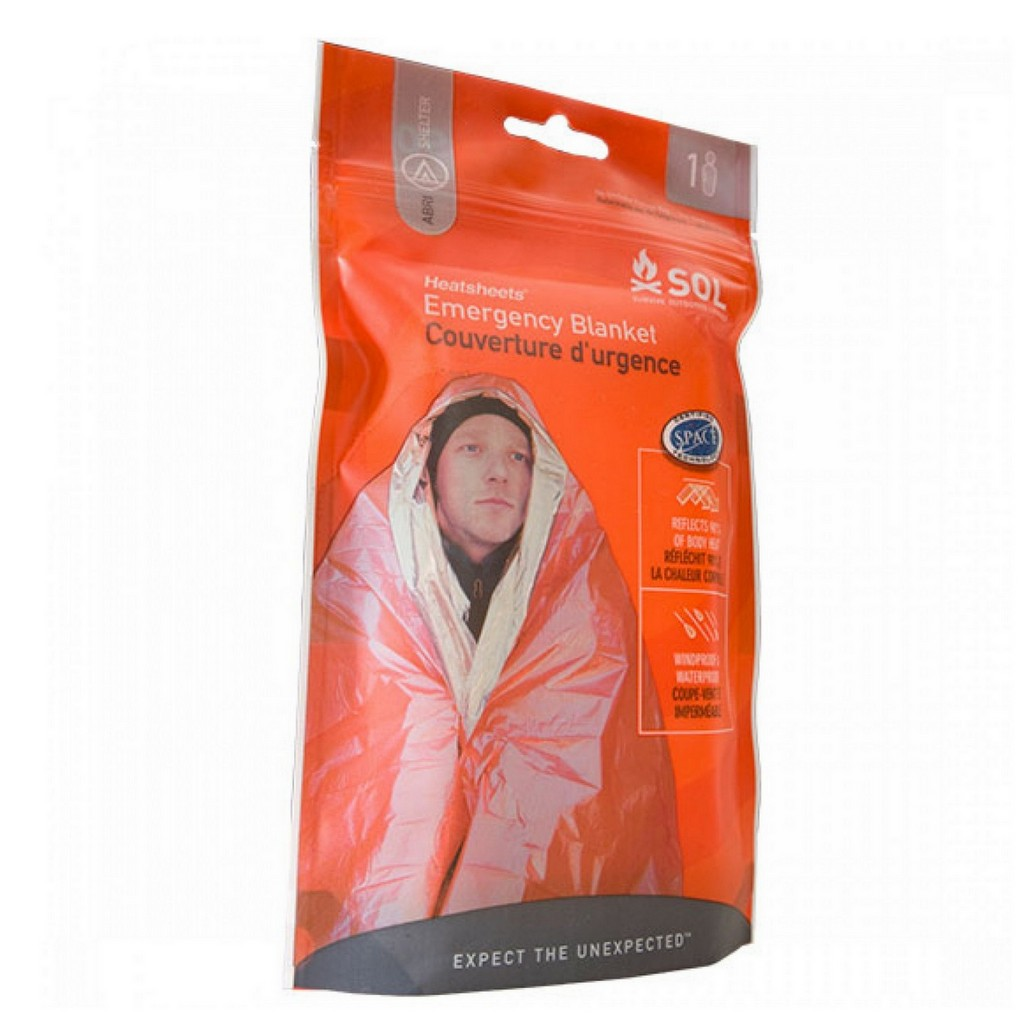 SOL Emergency Single Blanket