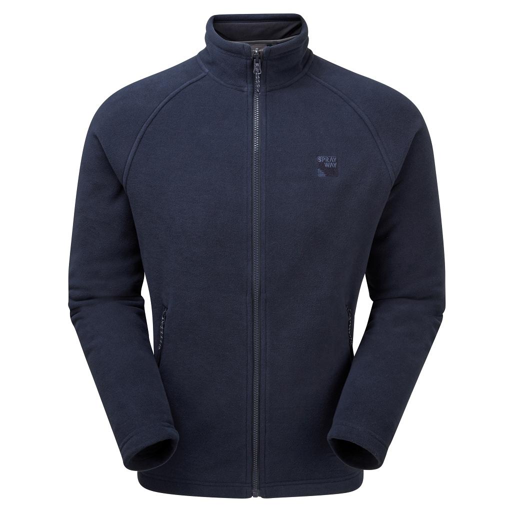 Sprayway Santiago I.A  100 CoreC Fleece Jacket Mens - Blazer