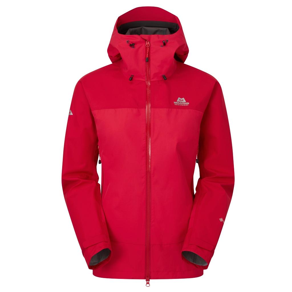Mountain Equipment Saltoro GTX Jacket Womens - Capsicum Red AW21/22