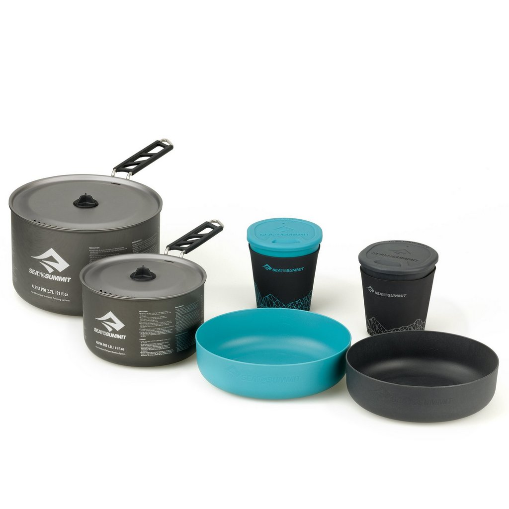 Sea to Summit Alpha Set 2.2 Cookset