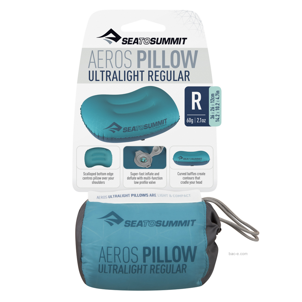 Sea to Summit Aeros Ultralight Pillow Regular