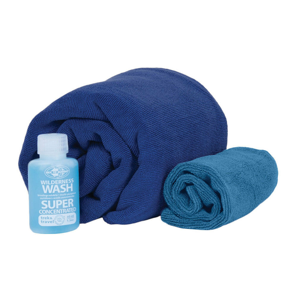 Sea to Summit Tek Towel Wash Kit - XL