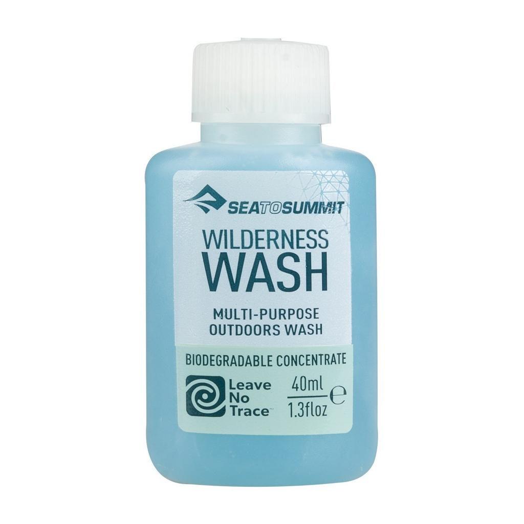 Sea to Summit Wilderness Wash 40ml - Biodegradable Soap
