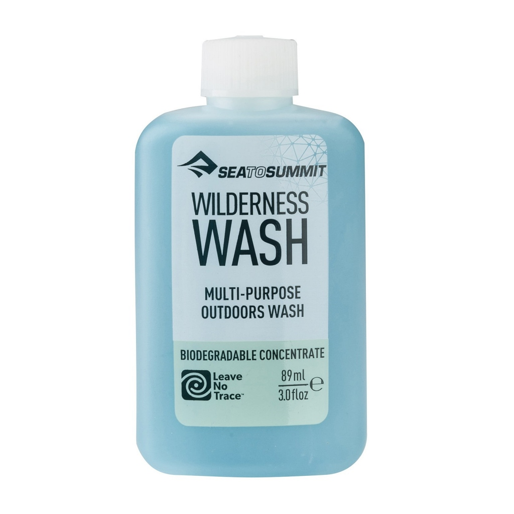 Sea to Summit Wilderness Wash 89ml - Biodegradable Soap