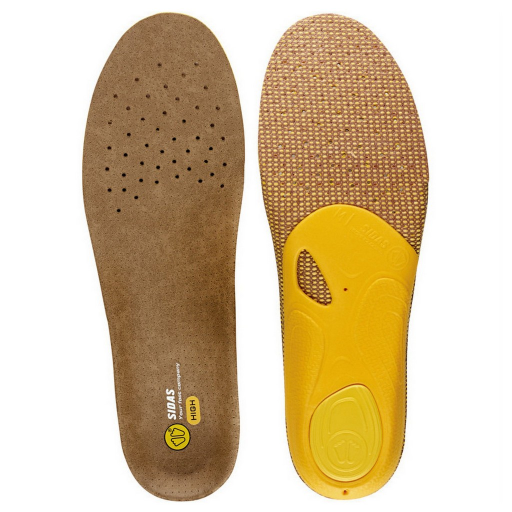 Sidas 3Feet Outdoor High Arch Anatomical Insoles