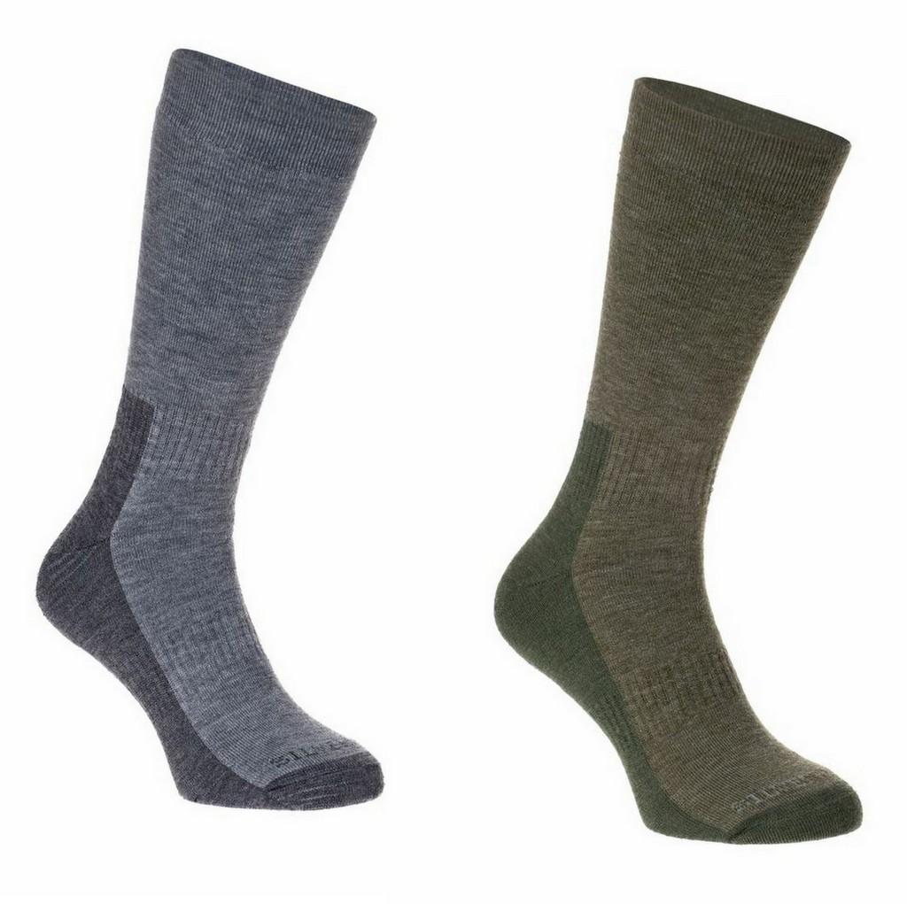 Silverpoint All Terrain Hiker Merino Wool - Twinpack