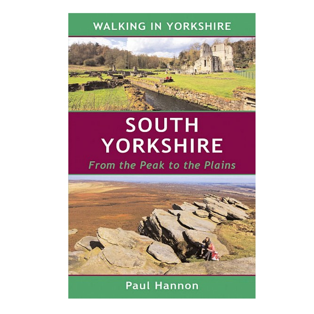 Walking in Yorkshire : South Yorkshire - From the Peak to the Plains