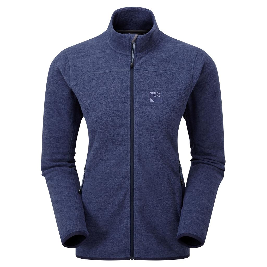 Sprayway Berit 200 CoreC Fleece Jacket Womens - Blazer