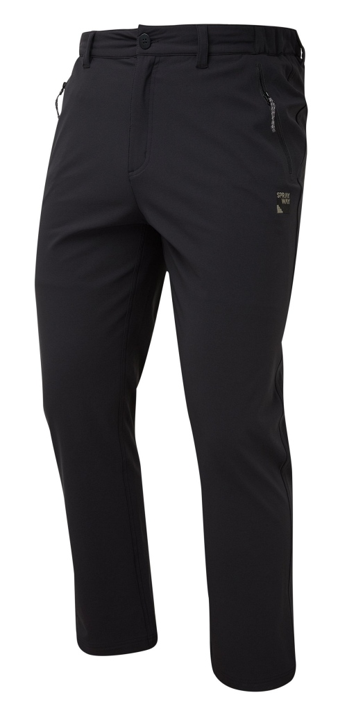 Sprayway Compass Warm Challenger Pant Mens Black - Short or Regular Leg Length