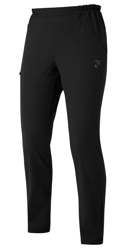 Sprayway Escape Warm Slim Pant Womens Black - Short or Regular Leg Length