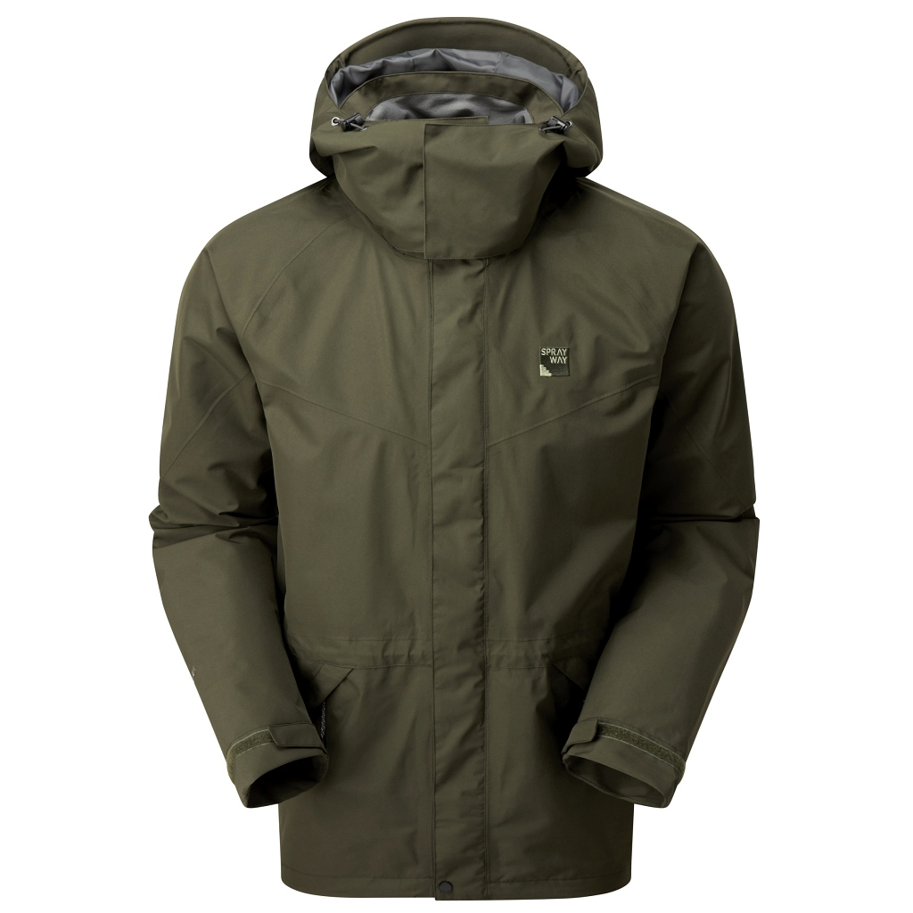 Sprayway Kenmore GTX Jacket Mens - Woodland Green
