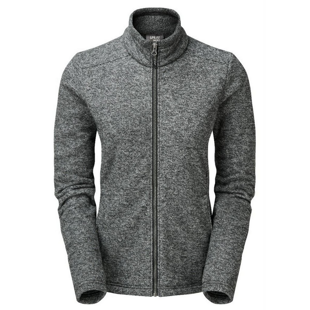 Sprayway Lati 250 CoreC Fleece Jacket Womens - Black