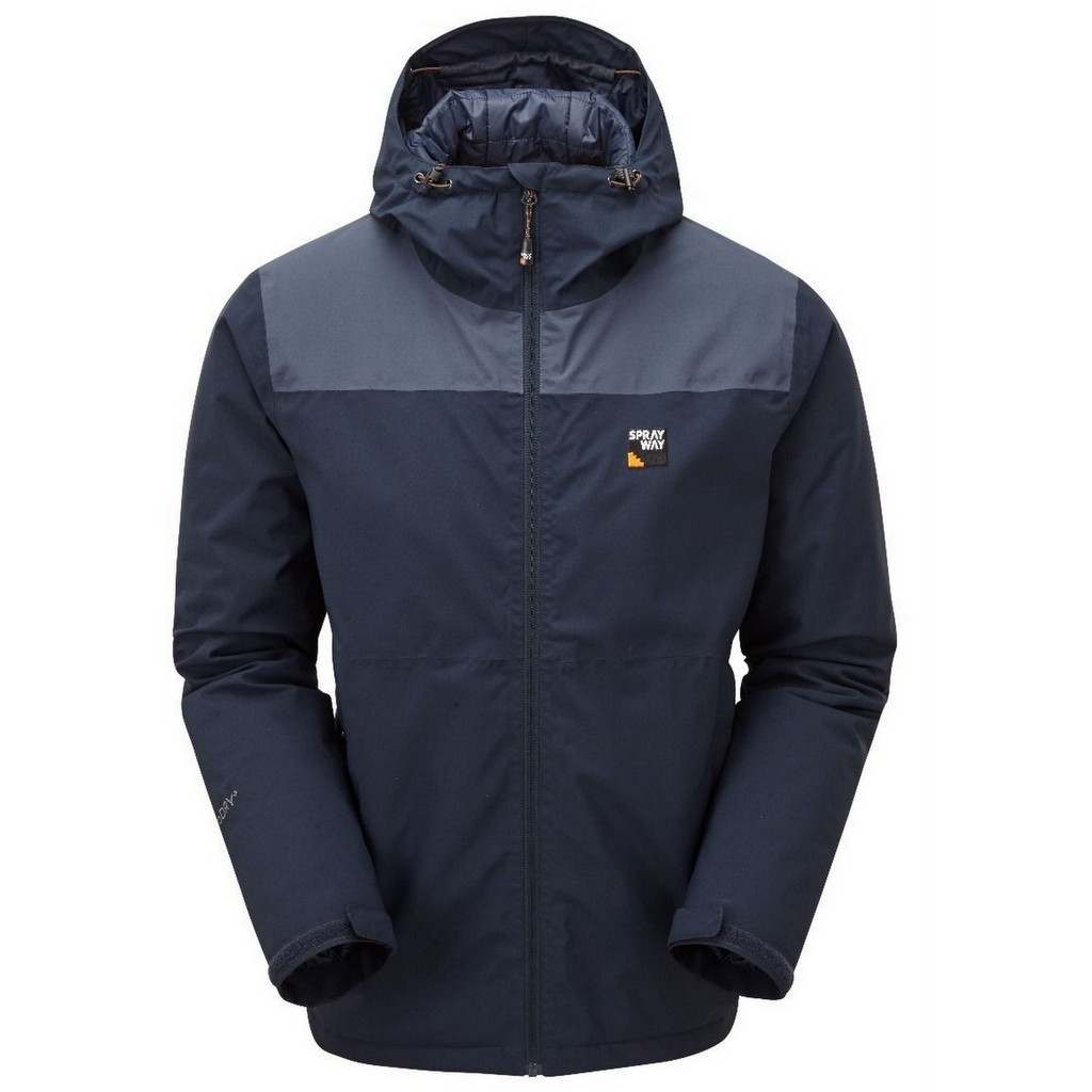 Sprayway Riton Synthetic Insulated Waterproof Jacket Mens