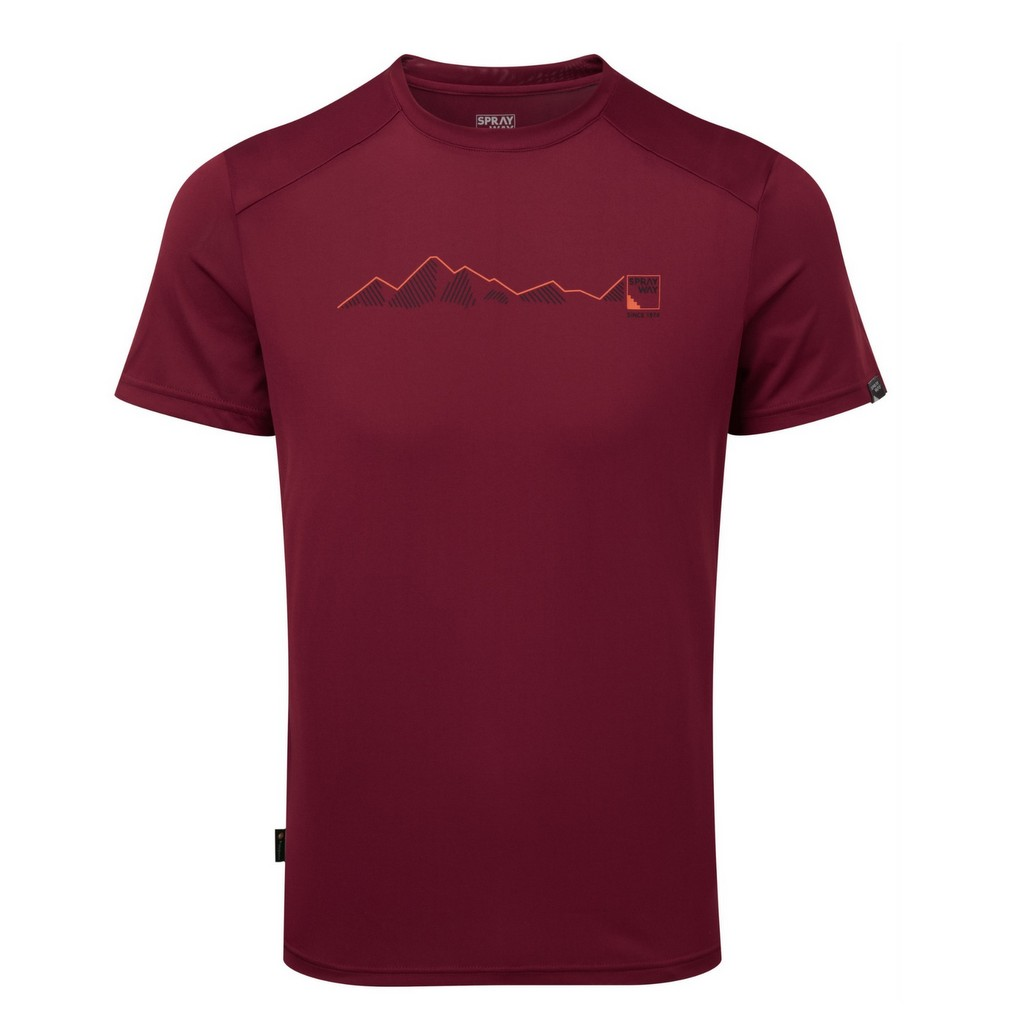 Sprayway Skyline Tee Mens