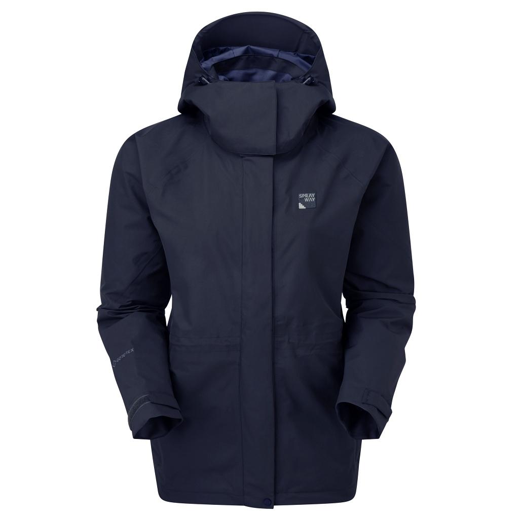 Sprayway Vista GTX Jacket Womens - Blazer Navy