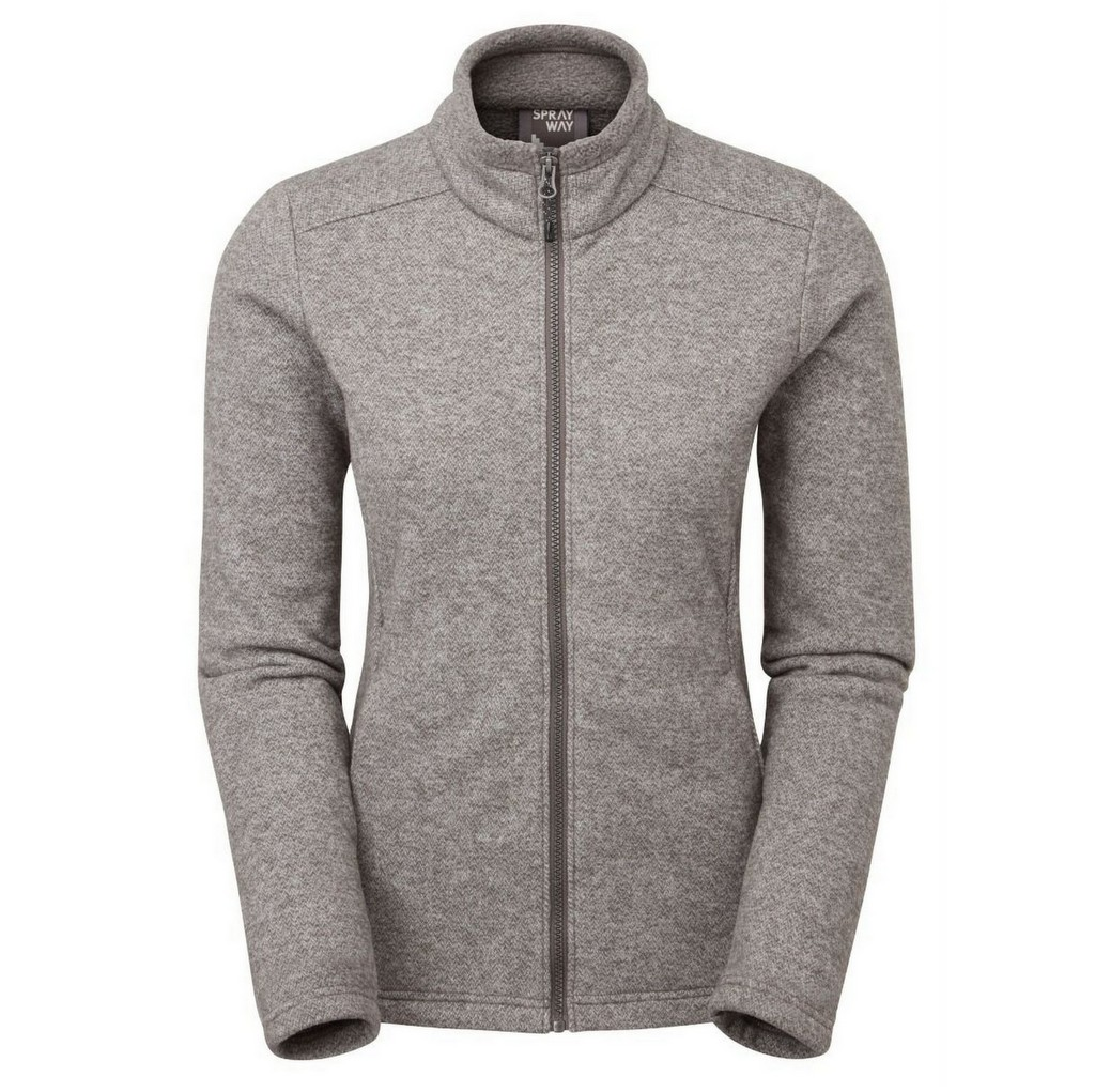 Sprayway Lati  250 CoreC Fleece Jacket Womens - Mink