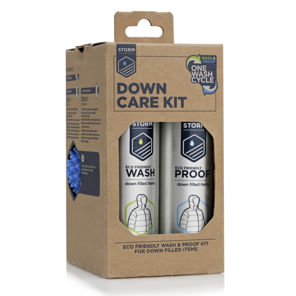 Storm Down Wash & Proof Care Kit - 2x 225mls
