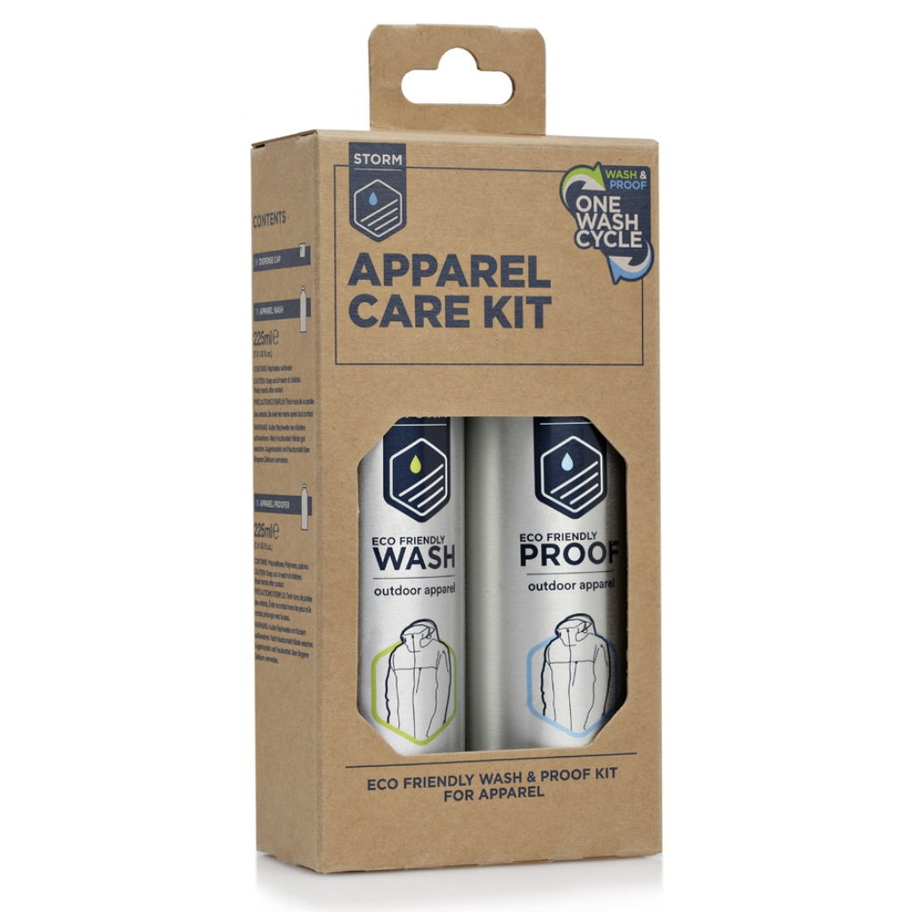 Storm Eco Wash & Proof Apparel Care Kit - 2x 225ml