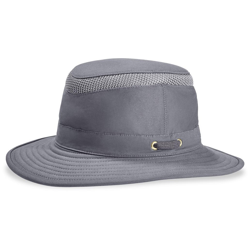 Tilley T5MO Organic Airflo Hat - Grey