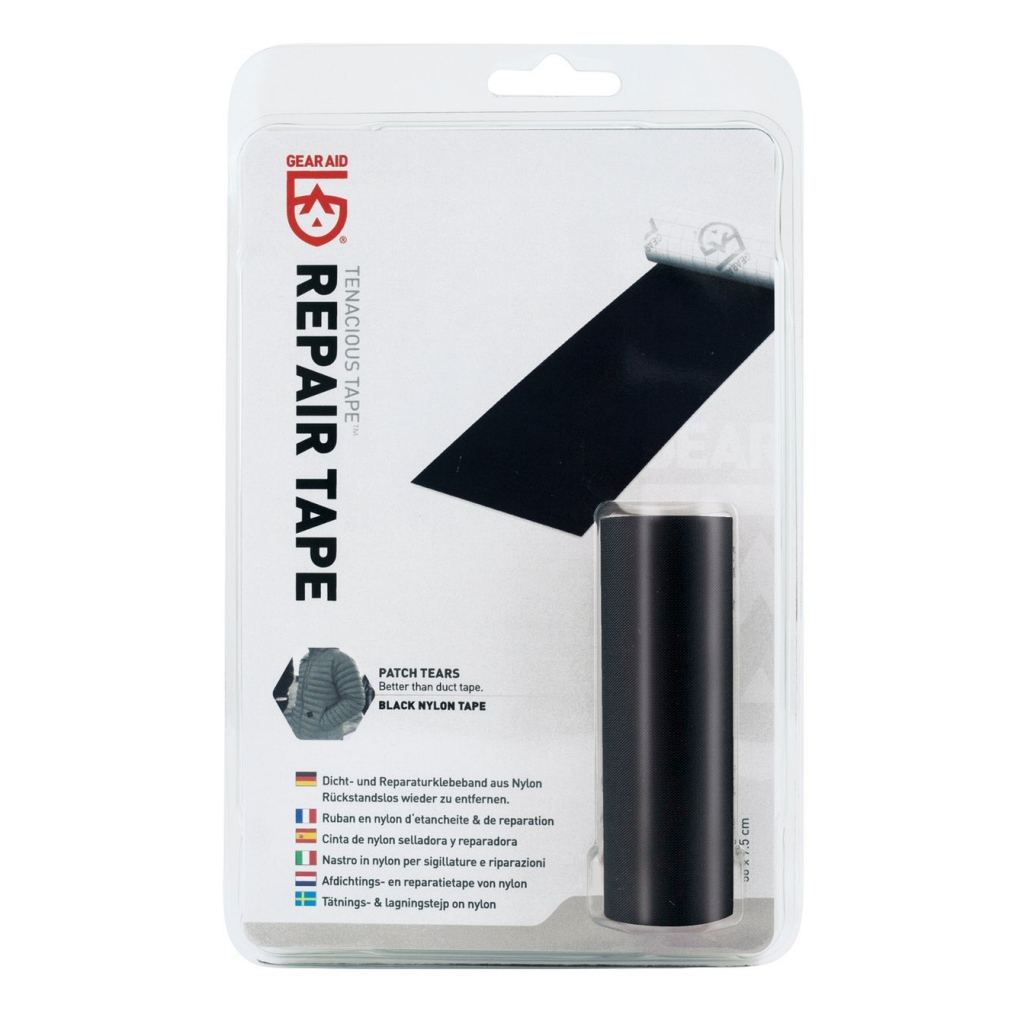 Gear Aid Tenacious Tape Repair Tape Black Nylon