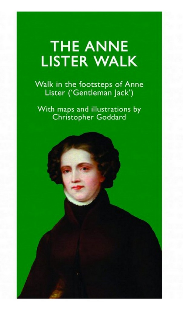 The Anne Lister Walk by Chris Goddard