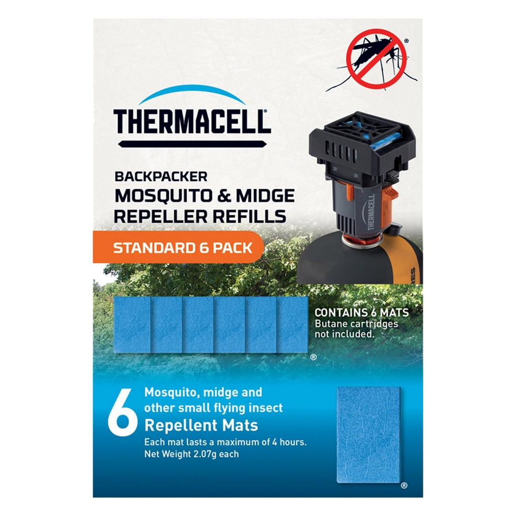 Thermacell 6 Mat Refills Standard Pack