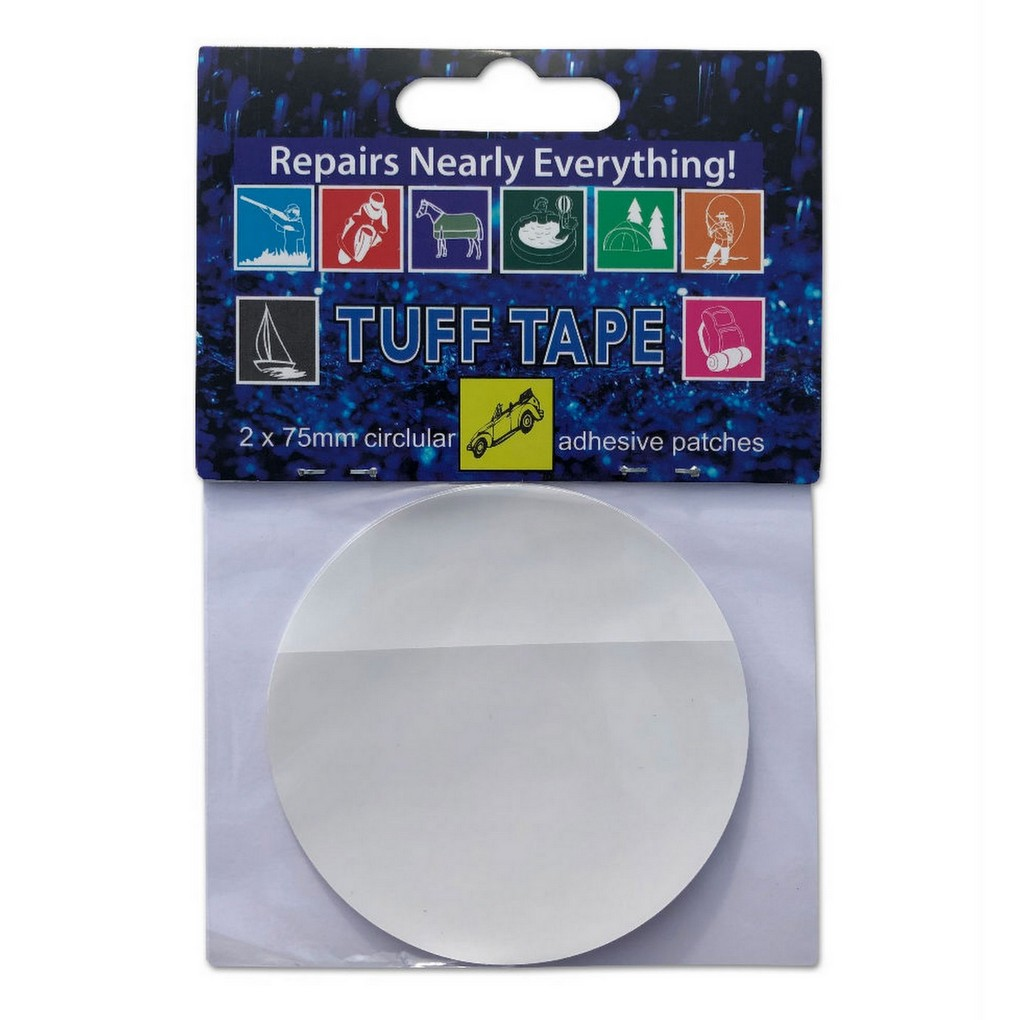 Stormsure Tuff Repair Tape Patches