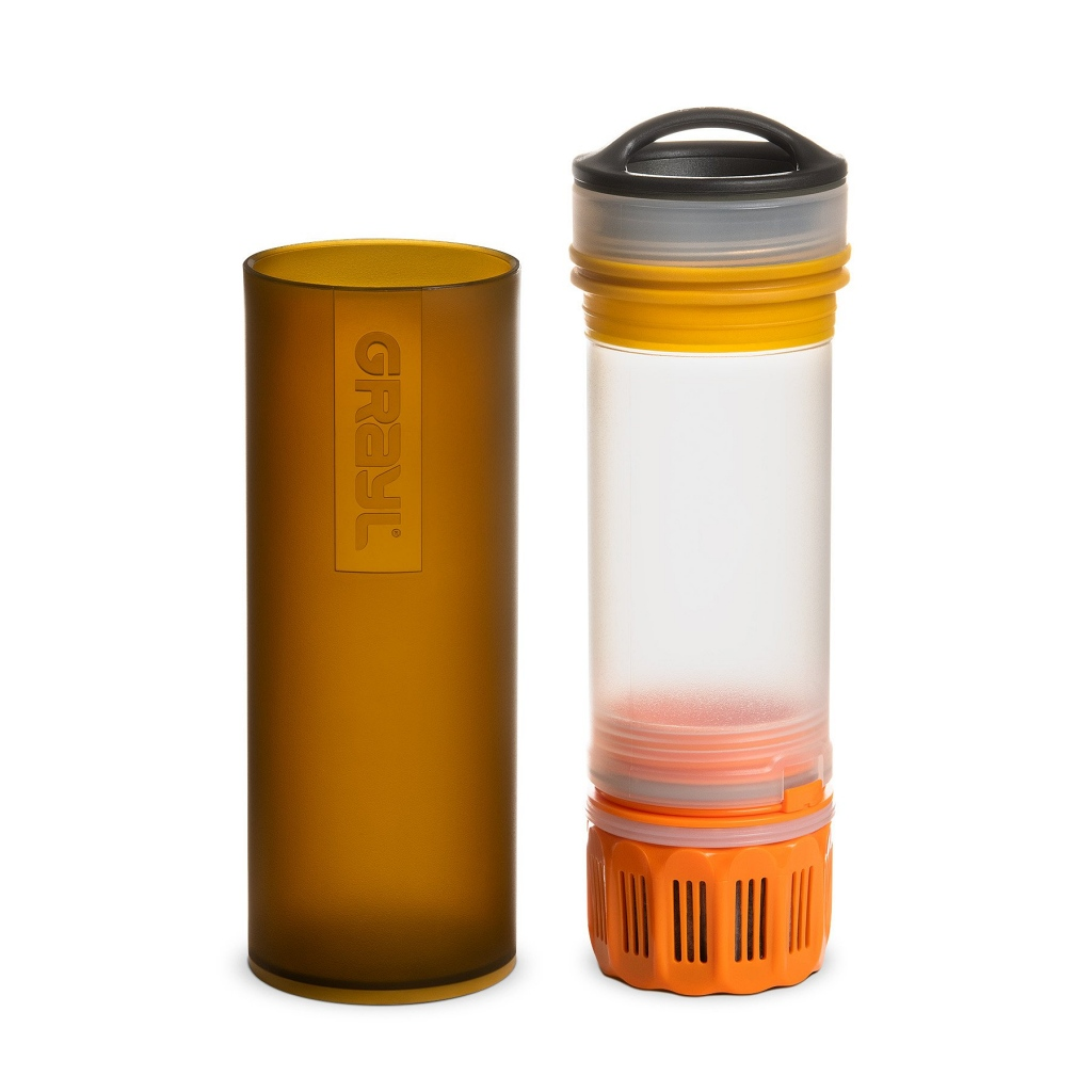 Grayl Ultralight Compact Water Purifier Bottle