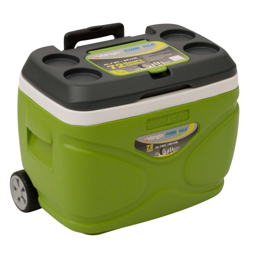 Vango Pinnacle Wheelie 30L-72Hr Cool Box