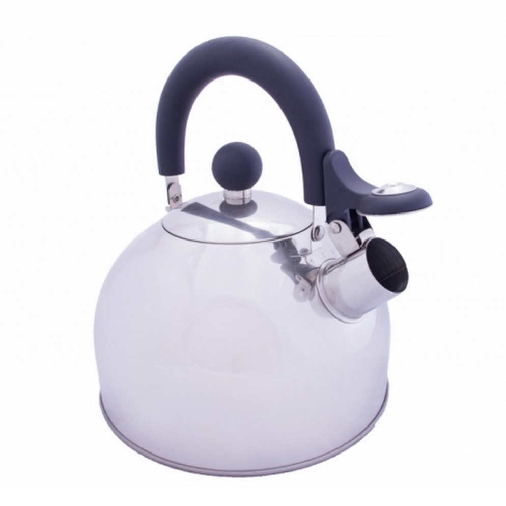 Vango Stainless Steel Kettle 1.6L